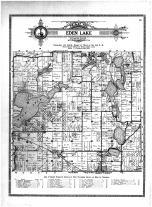 Eden Lake Township, Rice Lake, Stearns County 1912